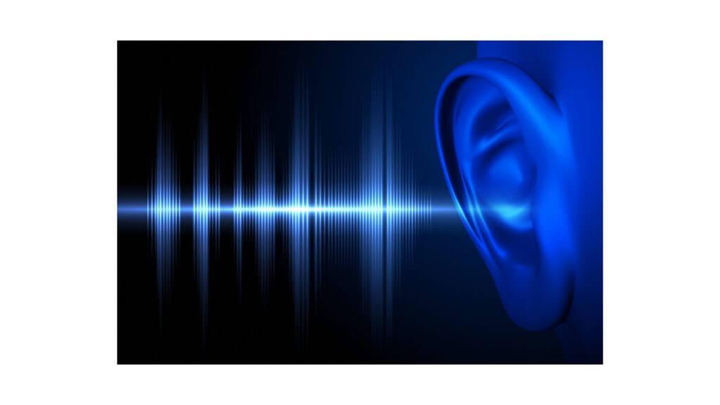 聴力のイメージ