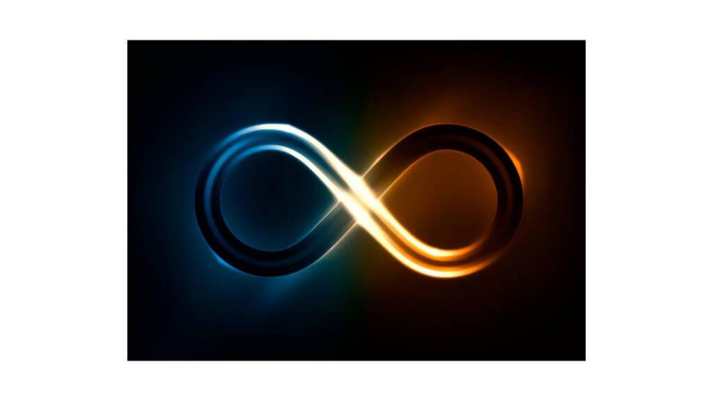メビウスの輪のイメージ