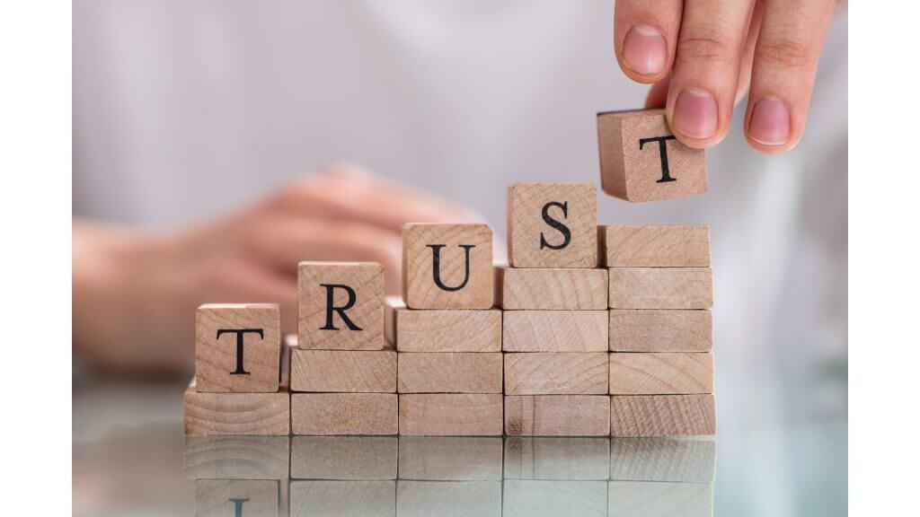 信頼のイメージ