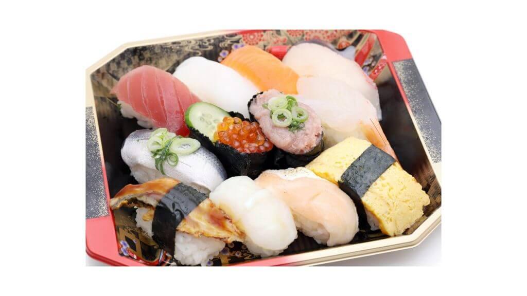 お寿司のイメージ