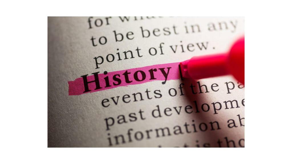 歴史のイメージ