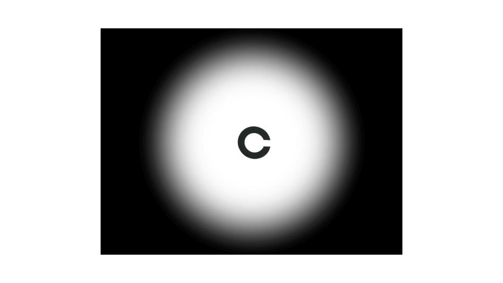 視力検査のイメージ