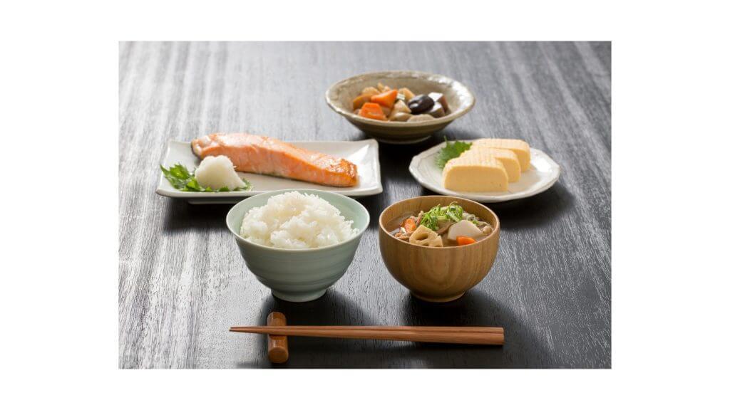 美味しそうな和食のイメージ