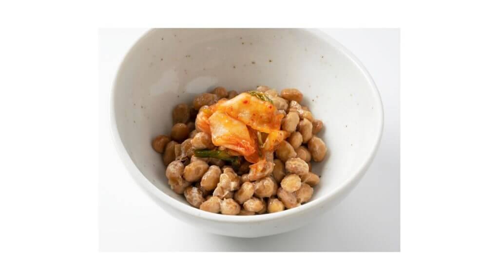 納豆キムチの写真