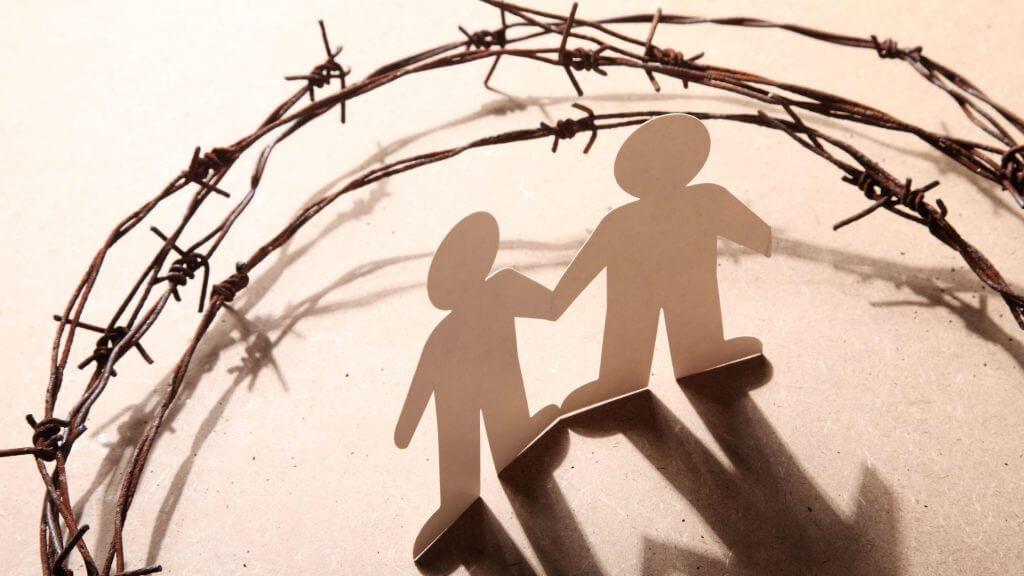 人権を失うイメージ