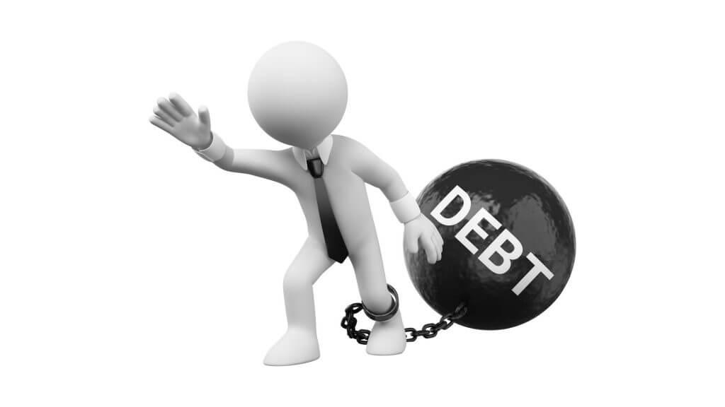 借金のイメージ