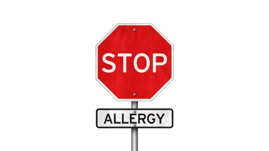 ストップアレルギーの写真