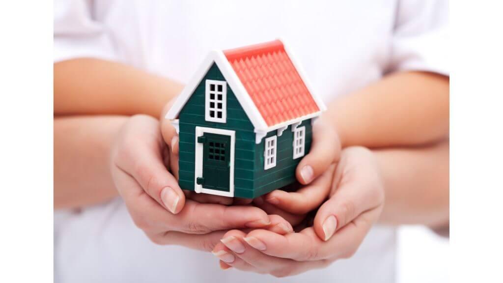 家を守るイメージ