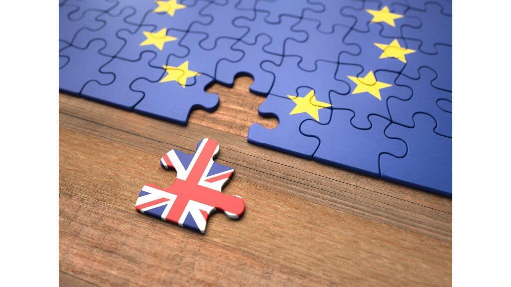 イギリスのEU離脱のイメージ