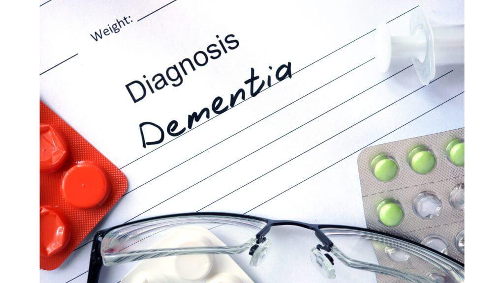 dementiaと書かれた写真