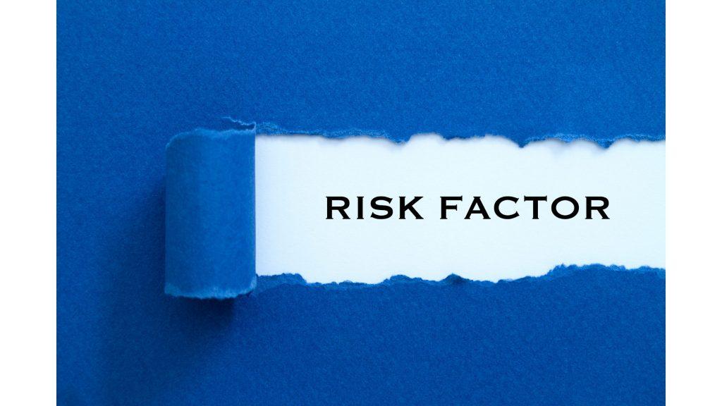 リスク要因のイメージ