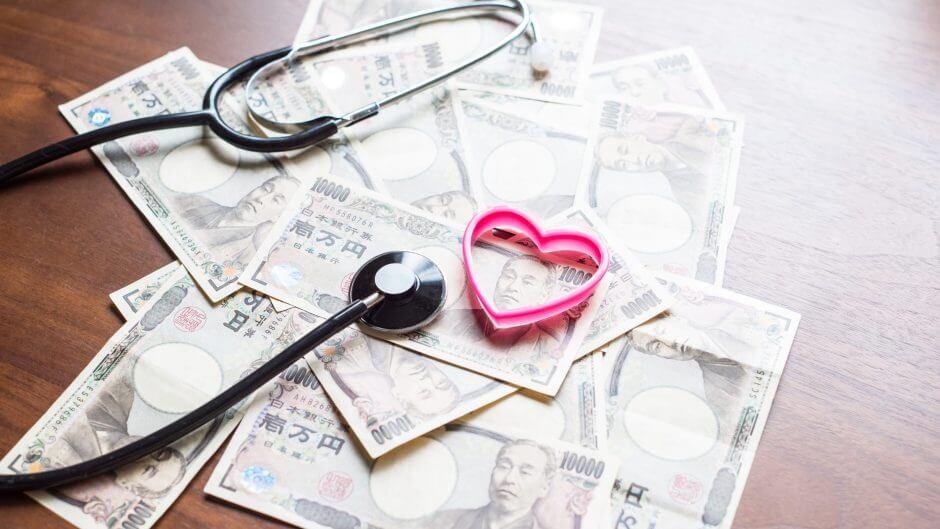 高額療養費制度のイメージ