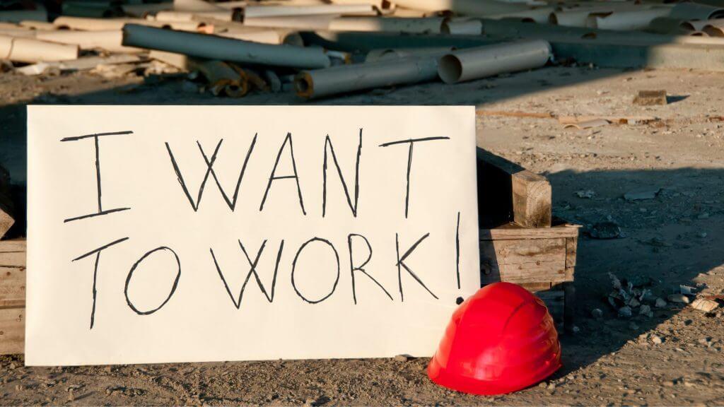 失業のイメージ