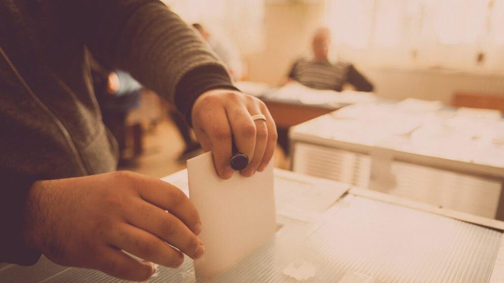 選挙のイメージ