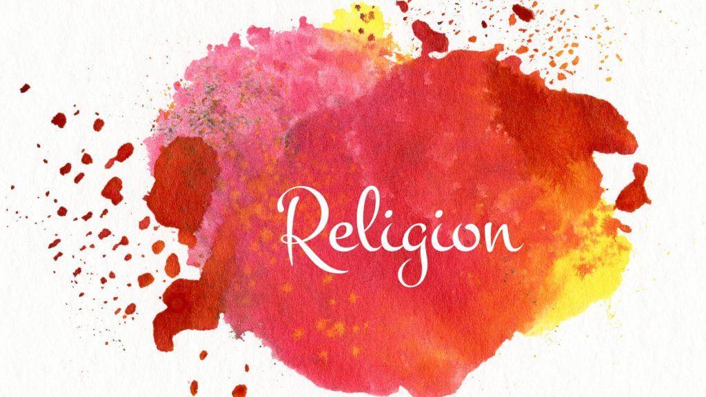 宗教のイメージ