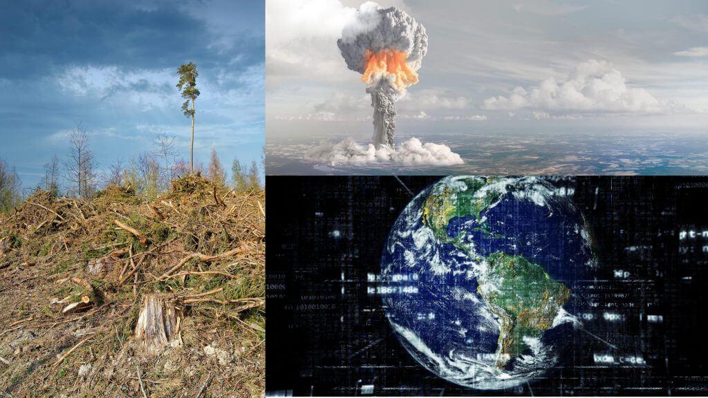 3大危機のイメージ