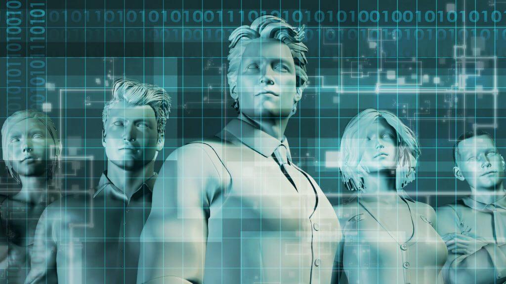 政治とテクノロジーのイメージ