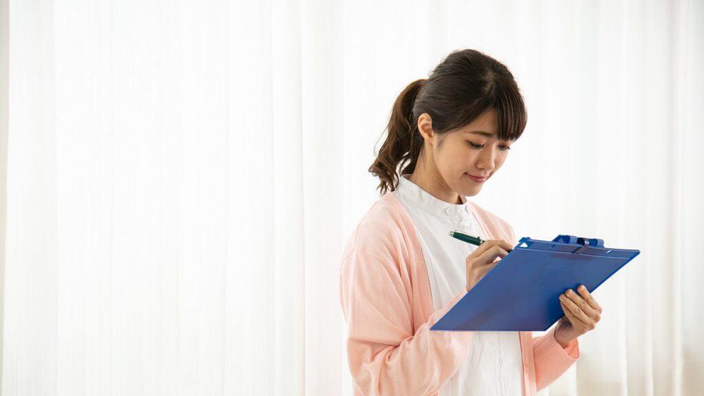 施設看護師のイメージ写真