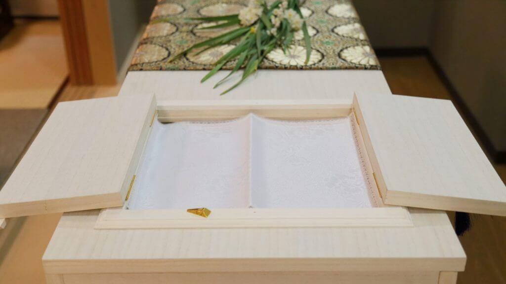 葬儀屋さんのイメージ